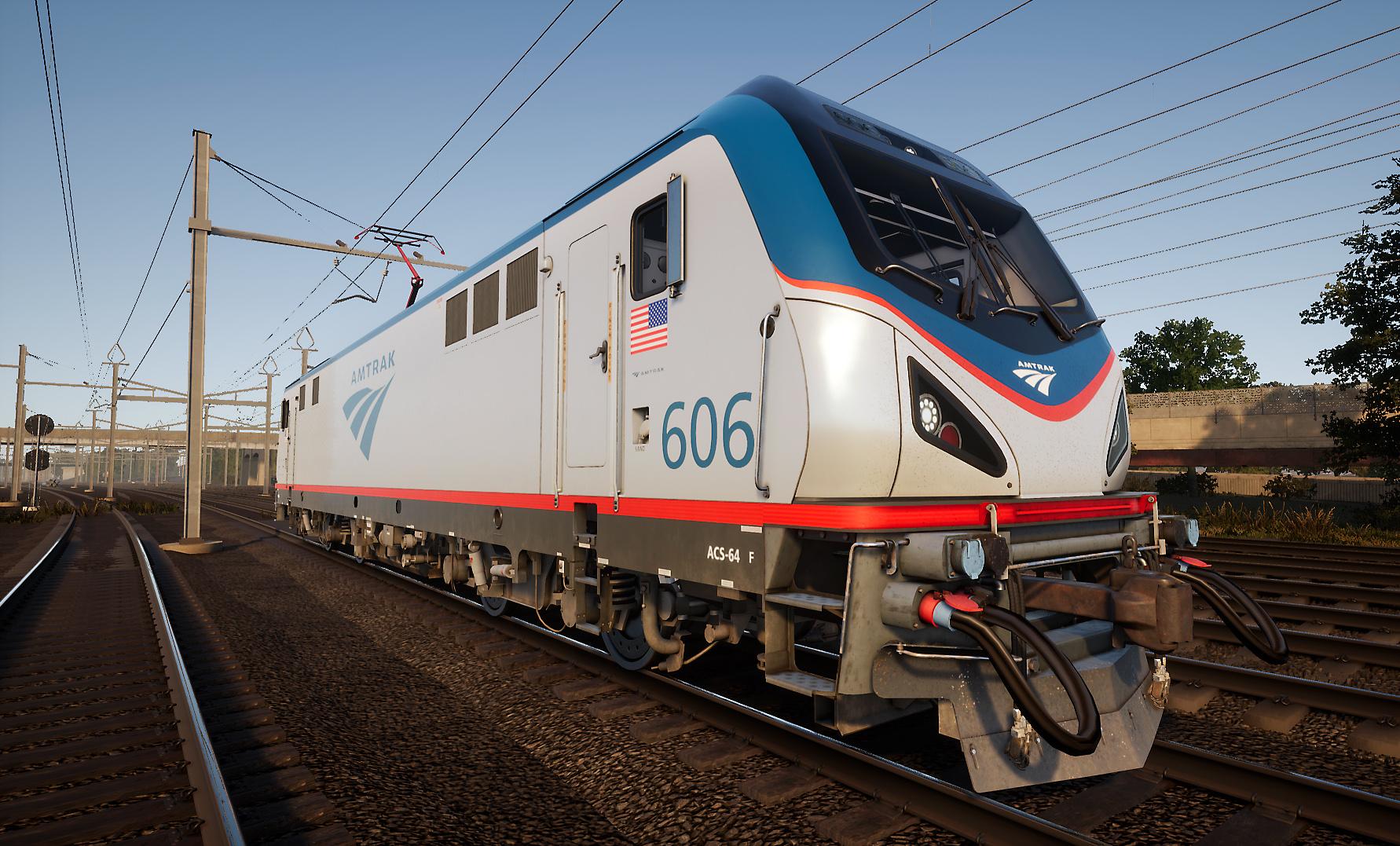 ACS-64 | Train Sim World Wiki | FANDOM powered by Wikia
