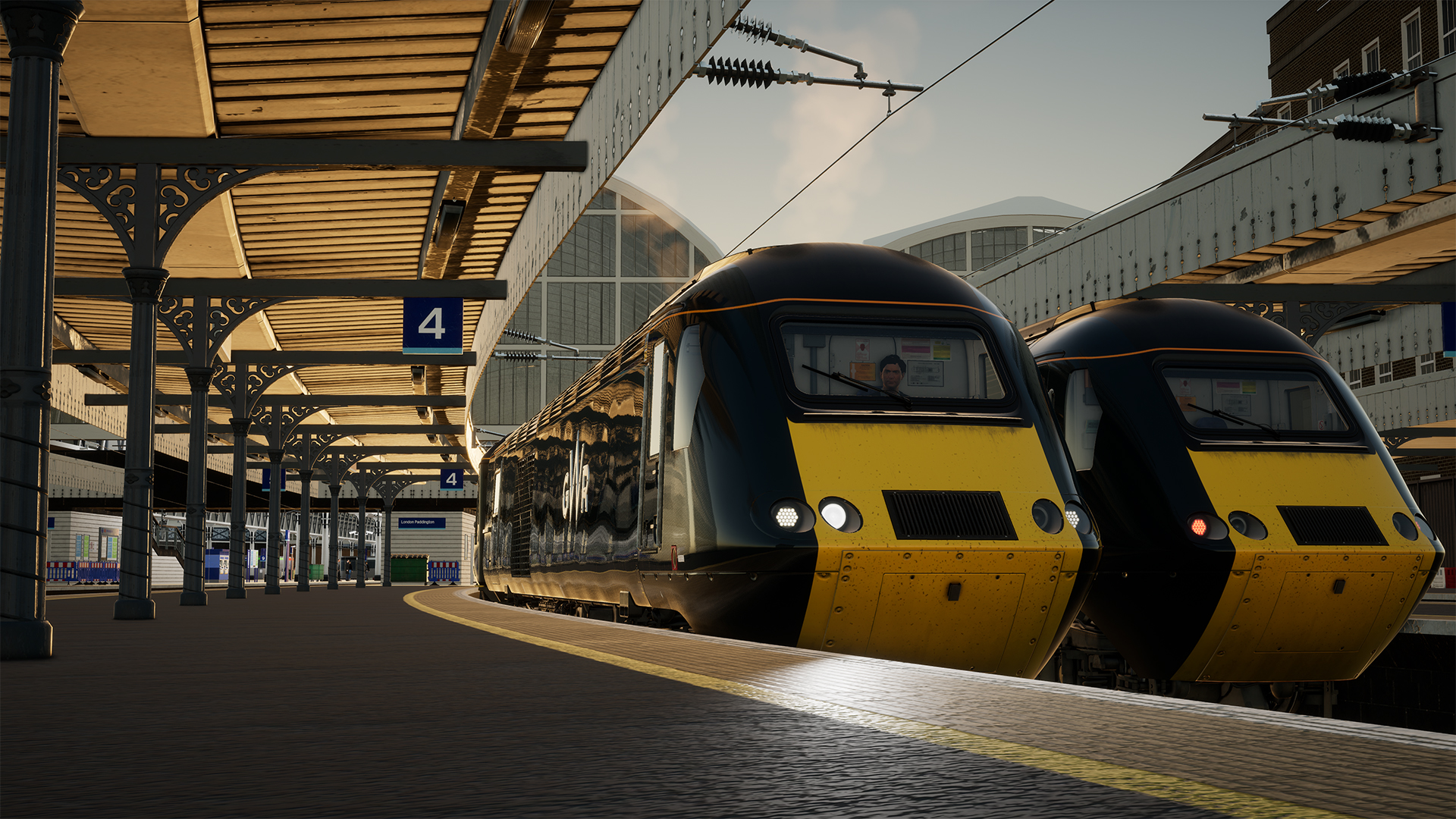 Image Great Western Express Train Sim