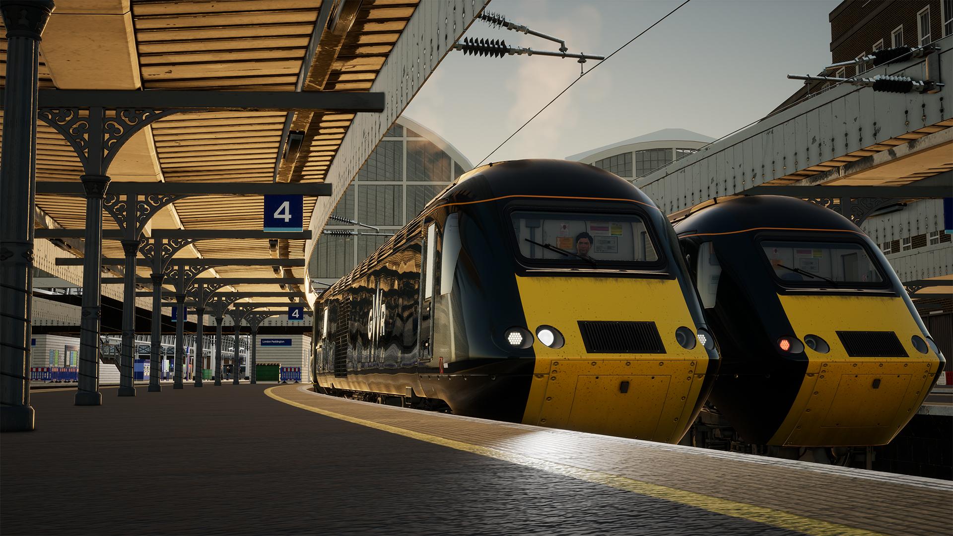 Image Great Western Express Train Sim