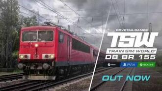 Train Sim World DB BR 155 OUT NOW