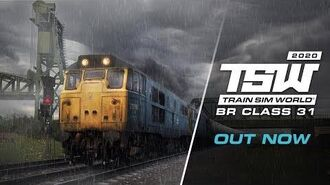 Train Sim World 2020 BR Class 31 OUT NOW!