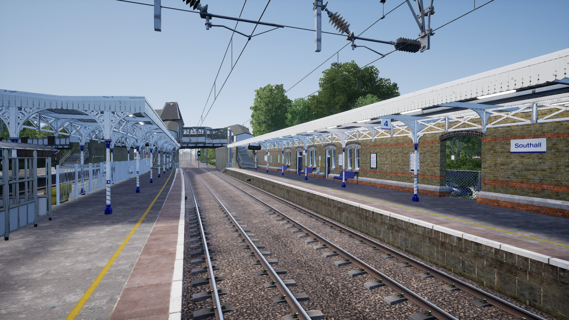 9 Great Western Express Train Sim