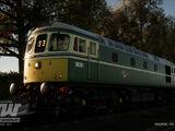 BR Class 33