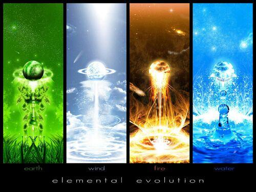 Elemental Evolution by bdotward