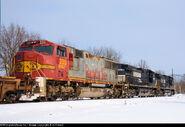 BNSF 235