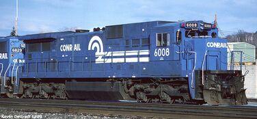 Conrail C39-8