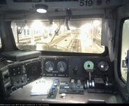 P32-8BWH Cab View