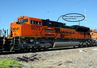 SD70ACe Example