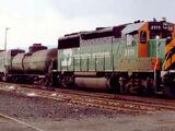 EMD GP50