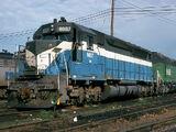 EMD SDP45