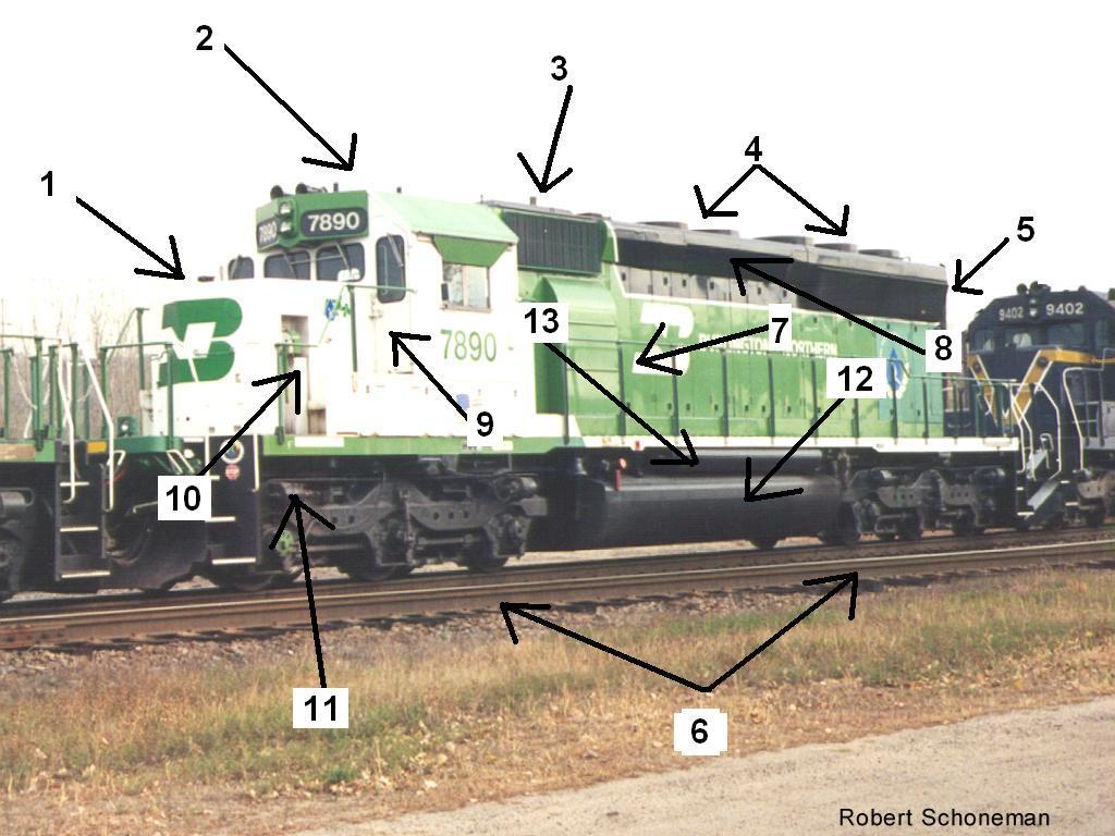 sle Locomotive Diagram | Wiring Diagram on