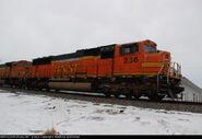BNSF 236
