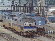 Amtrak Genesis Units