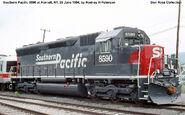 SP SD40-3