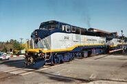 Amtrak California P32-8BWH units