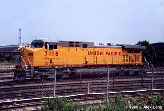 UP 7118