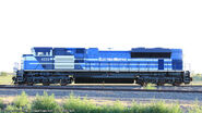 EMD SD70ACe-P4