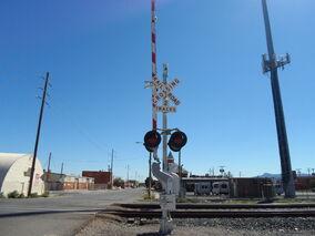 Model 10 Crossing Signal