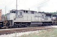 Ex Conrail C32-8
