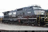 NS 8501 detail