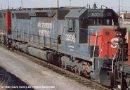 SP SDP45's