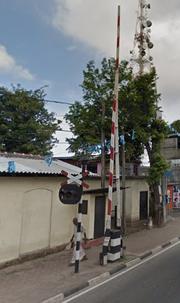 Wishbone Gate on Baseline Road in Colombo Sri Lanka