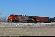 BNSF 4700