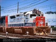 SP Bi-centennial GP40P-2