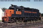 WP GP40-2