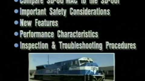 Conrail SD80MAC Pt1 of 5
