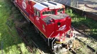 SD70ACE 45 ALL 618 no X21