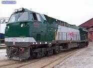 GE ES59ACi (HXN5)
