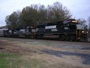 NS GP60's and B32-8E