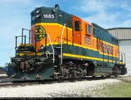 BNSF Manitoba GP9