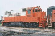 ICG 2550 (Ex-EMD 433A) GP35