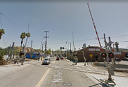 N Avenue 61 4-Quadrant Gate Crossing Los Angeles, CA