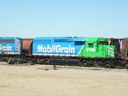 Mobil Grain SD40-3's