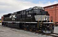 NS 7319 SD70ACU