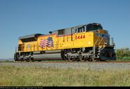 UP 8444 SD70ACe