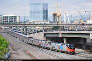 Amtrak Hertitage Units