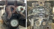 EMD 265H engine