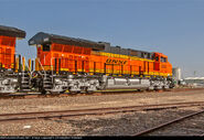BNSF 3920 and 3917