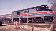 Amtrak GE P30CH