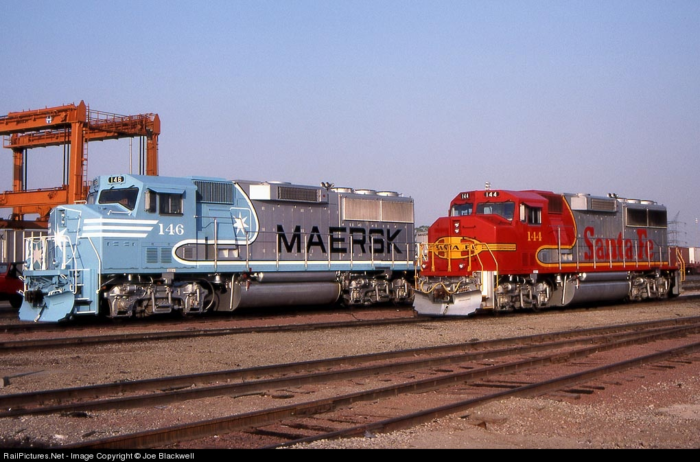 Image Atsf Gp60m Units 2g Trains And Locomotives Wiki