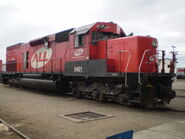 ALL SD40T-2