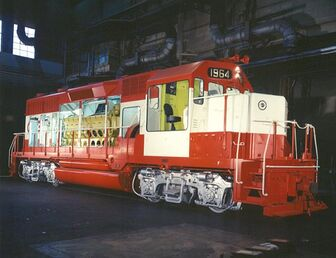 GP35 Demo