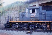 Narrow-gauge SD40T-2 2