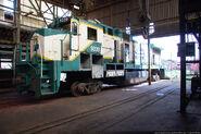Ex-Conrail C32-8 (Brazil Railways 9339)