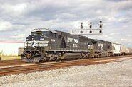 NS ex-BN SD60M