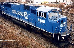 Conrail SD60I